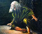 Боярин Романов, закованный в кандалы весом в три пуда