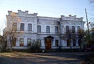 Гостиный двор, возведенный в 1857 году